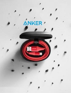 Cáp Lightning Anker PowerLine+ II - 0.9m - A8452611 (BH6T)